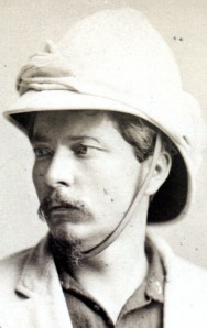 Portrait of Henry Morton Stanley
